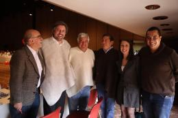 Gobernador Carlos Andrés Amaya acompaña Convención Nacional de Aviatur