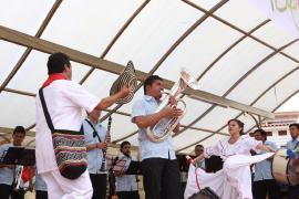 Definidas las agrupaciones para el Concurso Departamental de Bandas de Música