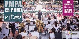 Premiados y galardonados del 41° Concurso Nacional de Bandas Musicales en Paipa