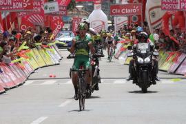 Yeison Chaparro del BRC gana la quinta etapa y es sexto en la general del Clásico RCN