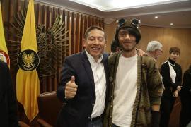 Formalizadas las primeras 50 becas 'John Alexander Pérez' en la UPTC