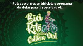 """Hoy viernes 23  vence el plazo para participar de la convocatoria """"BiciKits de la Cultura Vial"""""""