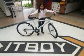 ITBOY entregará 840 'BiciKits' a jóvenes del departamento