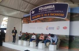 Lanzamiento de la campaña 'Seguro Te Va A Encantar' del Ministerio de Comercio, Industria y Turismo