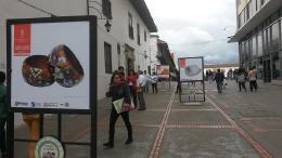 En Tunja, hay ambiente de Bienal Artesanal