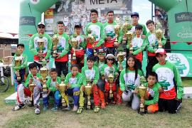 Finalizó la segunda versión de la Copa 'Boyacá Raza de Campeones' de BMX