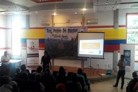 Secretaría de Participación y Democracia capacitó a líderes comunales de San Pablo de Borbur