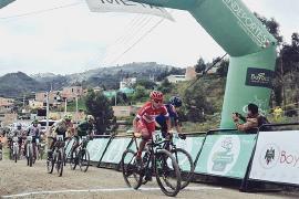 100 ciclistas hicieron parte de la primera válida de Ciclomontañismo