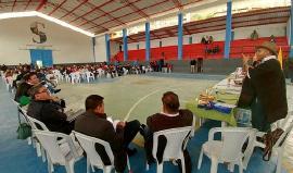 Gobernación presentó Boyacá BIO en Güicán de la Sierra