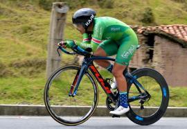 Gulumá, en el Top 10 de la C.R.I. de la Vuelta a Colombia Femenina