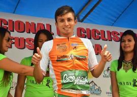 Carlos Parra Campeón de metas volantes de la Clásica de Fusagasugá