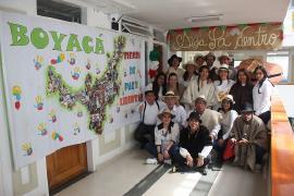 Identidad, alegría, tradiciones, paz y libertad hicieron parte del Día del Boyacensismo