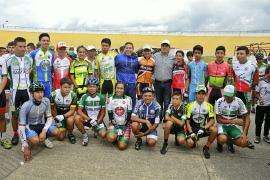 BRC apoyará a 40 deportistas que estarán en la Vuelta del Futuro
