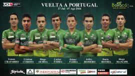 Boyacá Raza de Campeones va por la Vuelta a Portugal