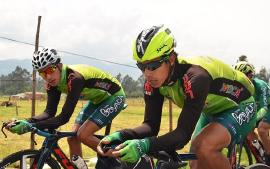 Listos corredores del 'Boyacá es para Vivirla' para contrarreloj en Nacionales