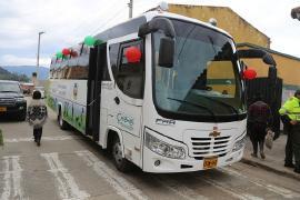 'Futuro sobre ruedas' llega en simultánea a ocho municipios