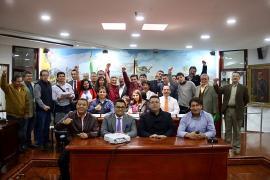Comité cívico solicita Cabildo Abierto por la Paz