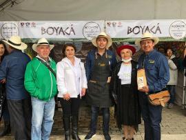 Patrimonio gastronómico y artesanal de Boyacá en Cajicá