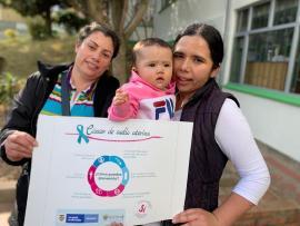 Cáncer de cuello uterino, el tercero más frecuente en América Latina