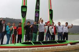 El canotaje de Boyacá cuenta con la mejor implementación de Colombia