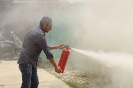 Funcionarios de la Gobernación recibieron capacitación en manejo y control de incendios