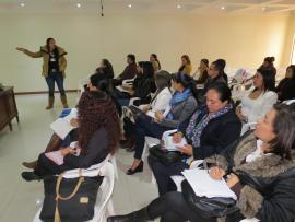 Los psicólogos de ESE municipales reciben capacitación profesional en el componente de Salud Mental