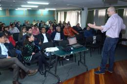 Gobernación inició capacitación sobre formulación de proyectos de inversión