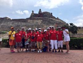 Delegación de Boyacá ayuda a sembrar la semilla de la paz en Colombia