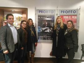 Con apoyo de la Casa de Boyacá se inauguró el Festival cinematográfico Peruano