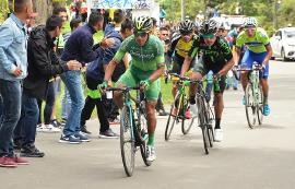 Cayetano Sarmiento fue quinto en Campeonato Nacional de Ruta