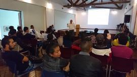 Comenzó capacitación de Administración y Legislación Deportiva en Chiquinquirá