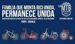 Productividad realizará evento de ciclomontañismo para socializar marca 'Soy Boyacá´