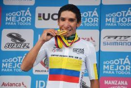 Robinson López se coronó campeón sub-23 del Campeonato Nacional de Ruta
