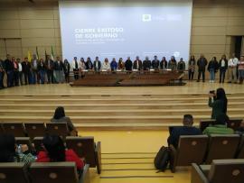 Entidades territoriales preparan cierres administrativos