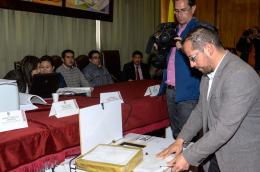 Se adelantó audiencia de cierre de ofertas para dos licitaciones viales en la Gobernación