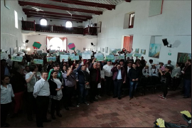 50 familias boyacenses beneficiadas con la Formalización de sus Predios Rurales