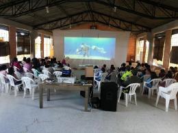 """La Secretaría de Cultura y Turismo de Boyacá realiza """"Ciclo de Cine Infantil"""""""
