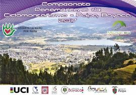 Boyacá será escenario del Panamericano de Mountain Bike