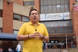 Gobernador se desplazó al hosp. San Rafael de Tunja ante Alerta Roja en servicios de gineco – obstetricia