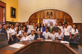 """Cuatro Instituciones ganadoras en """"Creación de Iniciativas de Producción Agrícola Sostenible"""""""