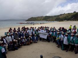 En Boyacá continúa sensibilización en Buenas Prácticas en Turismo Responsable