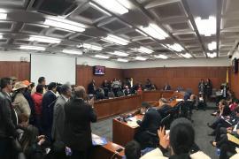 Comisión V del Senado aprobó en primer debate el proyecto de ley de páramos