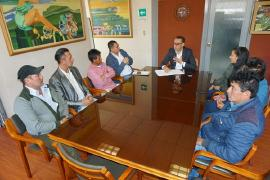 Autoridades de Turmequé esperan solucionar crisis del hospital