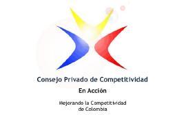 Boyacá en el noveno puesto según Consejo Privado de Competitividad