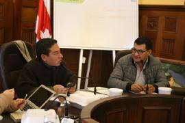 Hacienda trabaja con sectoriales para cumplir compromisos a municipios