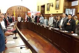 Boyacá avanza con el respaldo de organizaciones internacionales