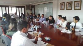 Gerente de Servicios Públicos asiste a sesión del Concejo de Chiquinquirá