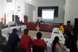 Gobierno de Boyacá presentó balance de su gestión ante víctimas del conflicto armado