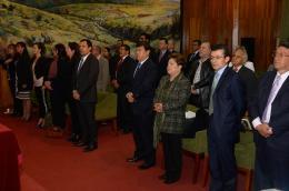 Cumplidas primeras dos sesiones del Consejo de Política Social