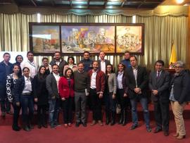 Consejo Superior Ambiental de Boyacá debatió sobre la ley de páramos